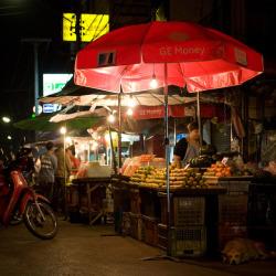 Thaïlande : Chiang Mai : les marchés