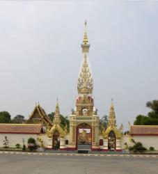 Thaïlande : le Nord-Est : That Phanom