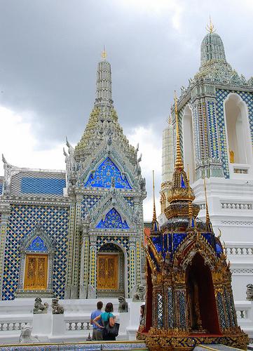 Thaïlande : visite du Grand Palais à Bangkok